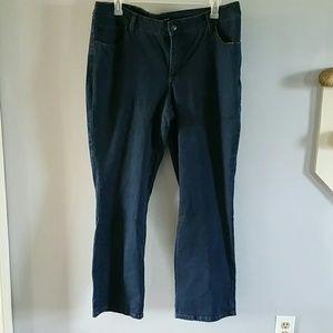 Lee classic fit jeans 18W medium